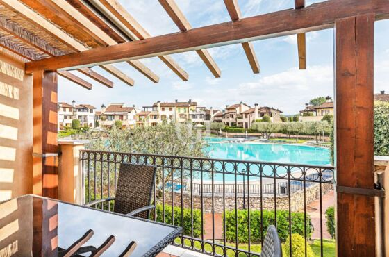 Two room apartment with terrace at Garda Resort